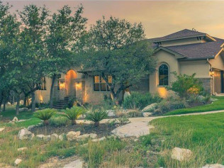 custom exterior home design hays county tx